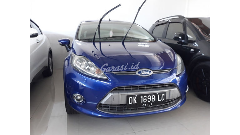 2012 Ford Fiesta at - Terawat Mulus (preview-0)