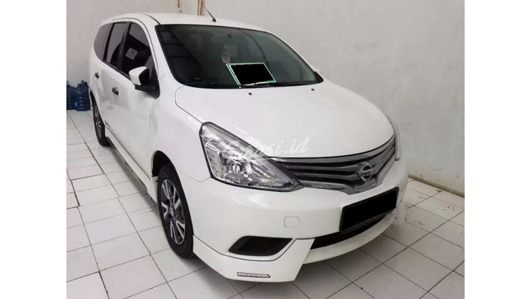 2018 Nissan Grand Livina SV - Siap Pakai (preview-0)