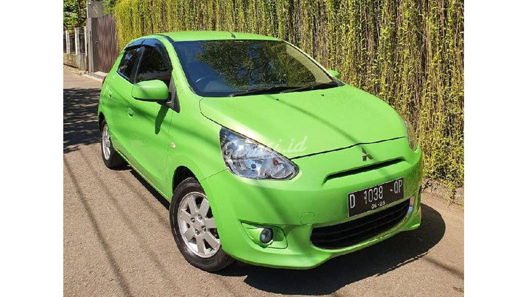 2012 Mitsubishi Mirage Exceed CVT - Nego Halus (preview-0)