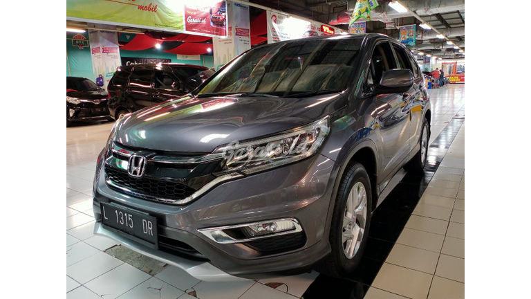 2015 Honda CR-V - Mobil Pilihan (preview-0)