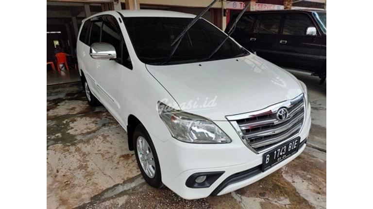 2014 Toyota Kijang Innova G - Nyaman Terawat (preview-0)