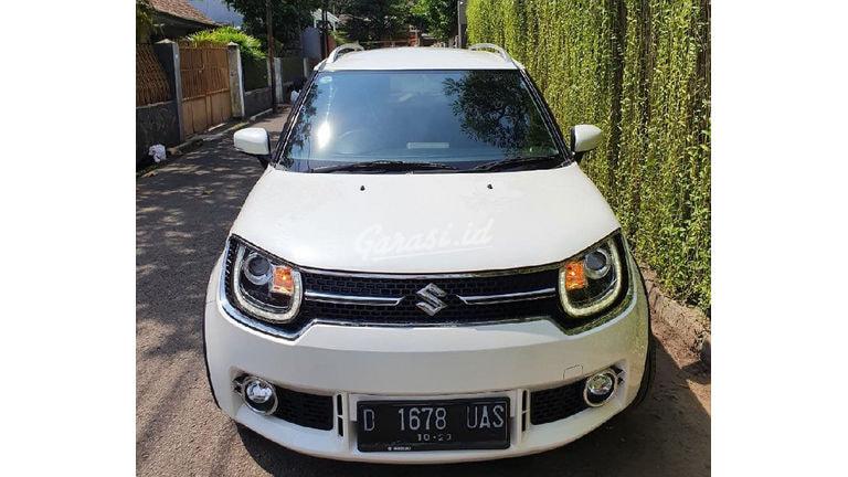 2018 Suzuki Ignis GX AGS - Unit Siap Pakai (preview-0)