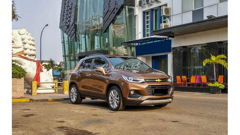 2017 Chevrolet Trax LTZ Turbo - Mobil Pilihan (preview-0)