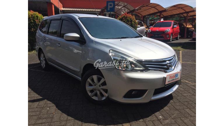 Jual Mobil Bekas 2016 Nissan Grand Livina xv Kota Bandung ...