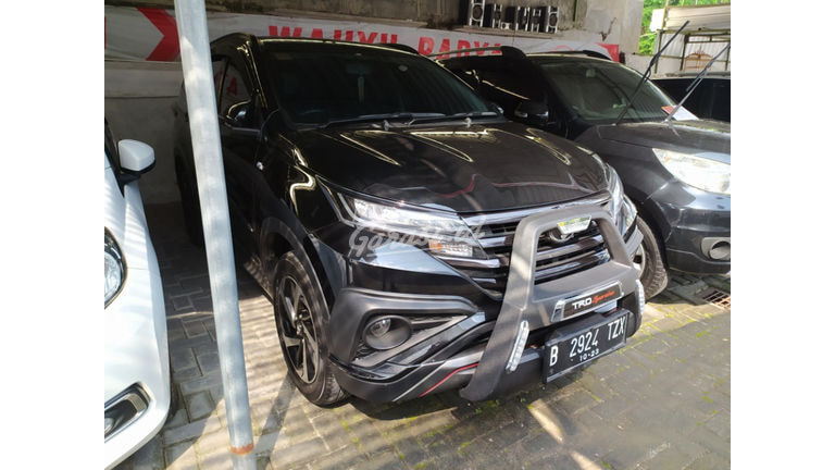 2018 Toyota Rush S TRD (preview-0)