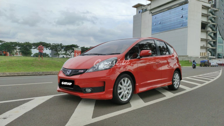 2013 Honda Jazz RS (preview-0)