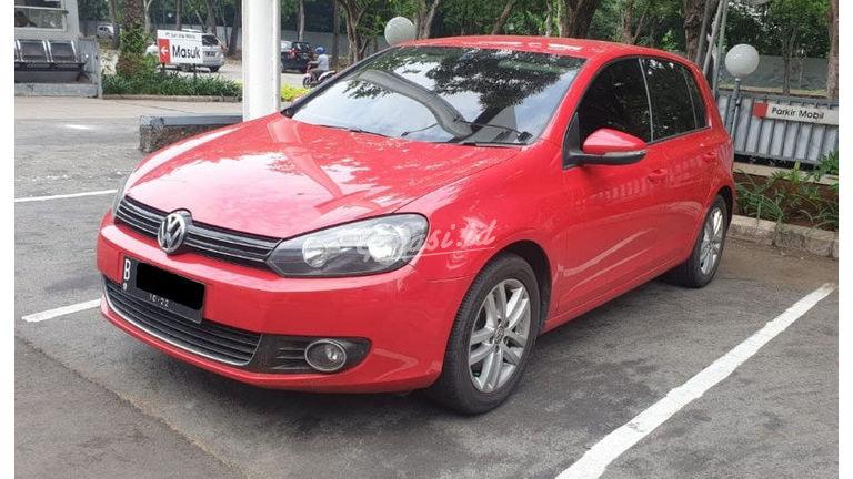2012 Volkswagen Golf TSI - Sangat Terawat (preview-0)
