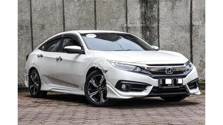 2018 Honda Civic Turbo - Unit Istimewa Siap Jalan (preview-0)