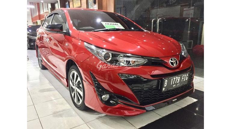 2018 Toyota Yaris S CVT - Mobil Pilihan (preview-0)