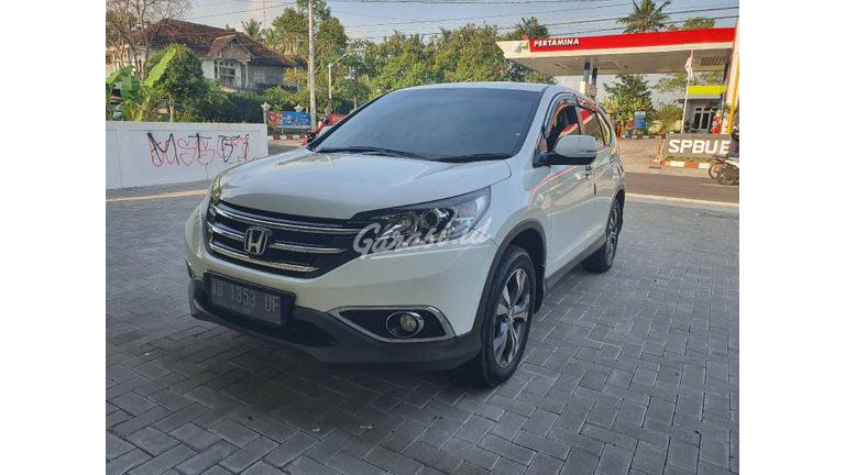 2013 Honda CR-V E - [DP63JT] Honda CR-V 2.4 I-Vtec 2013 Matik Service (preview-0)