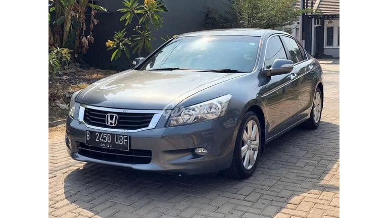 2008 Honda Accord V6 >> Jual Mobil Bekas 2008 Honda Accord V6 Jakarta Timur 00lj053