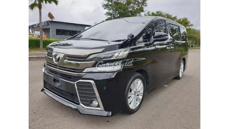 2015 Toyota Vellfire Z - Siap Pakai (preview-0)