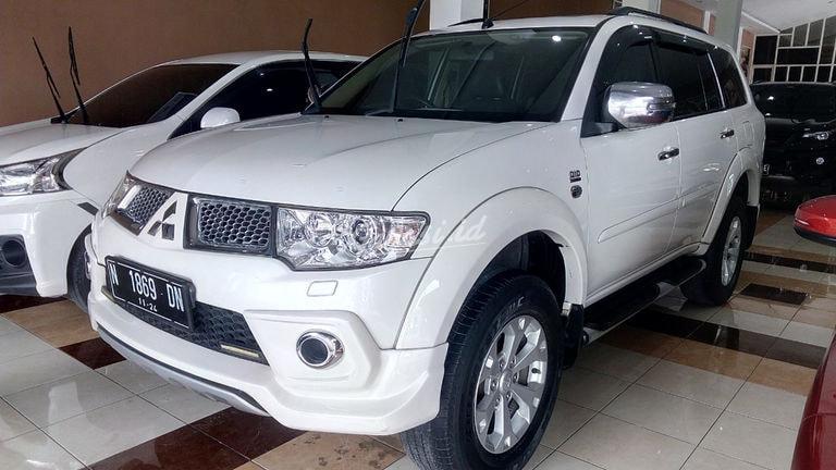 2013 Mitsubishi Pajero Sport DAKAR Limited (preview-0)