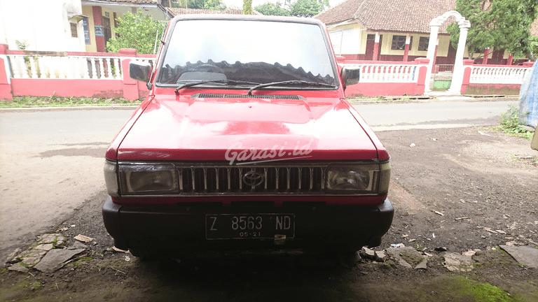 1987 Toyota Kijang Pick-Up TF-50 - Antik Mulus Terawat (preview-0)