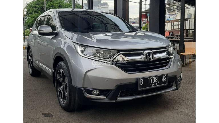 2018 Honda CR-V - Mobil Pilihan (preview-0)