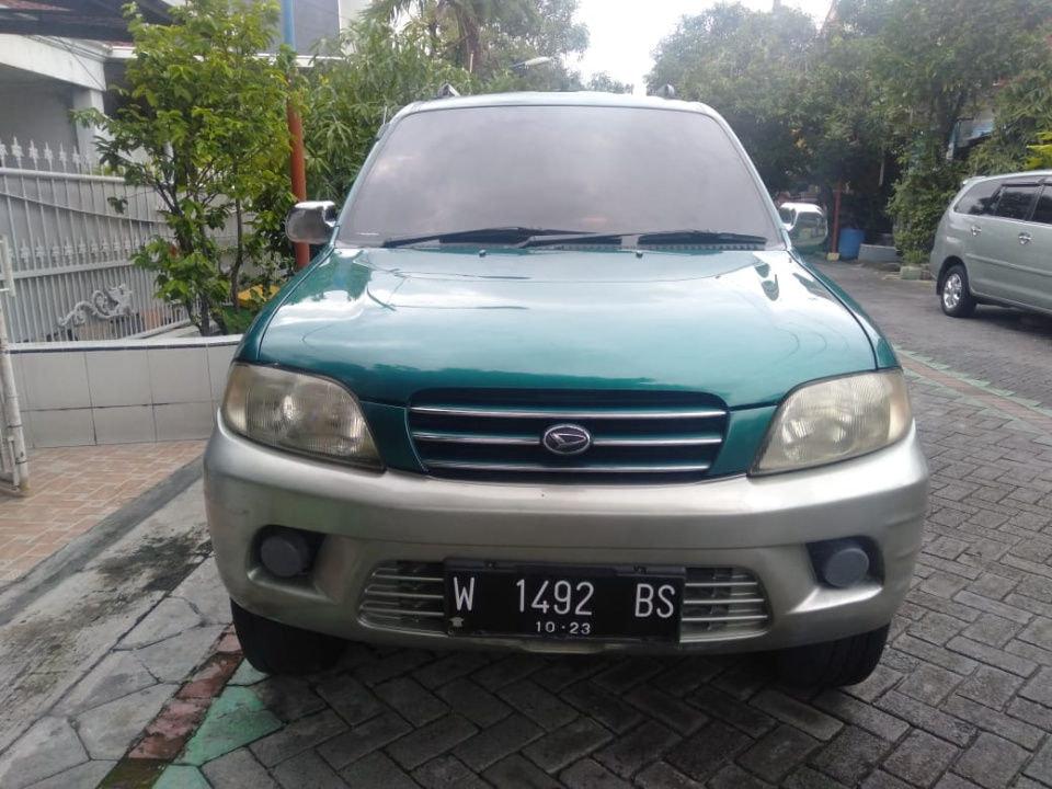 1999 Daihatsu Taruna CX (preview-0)