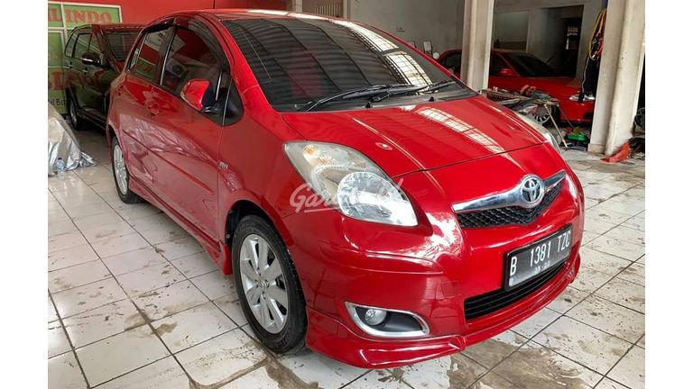 2012 Toyota Yaris S - Mulus Siap Pakai (preview-0)