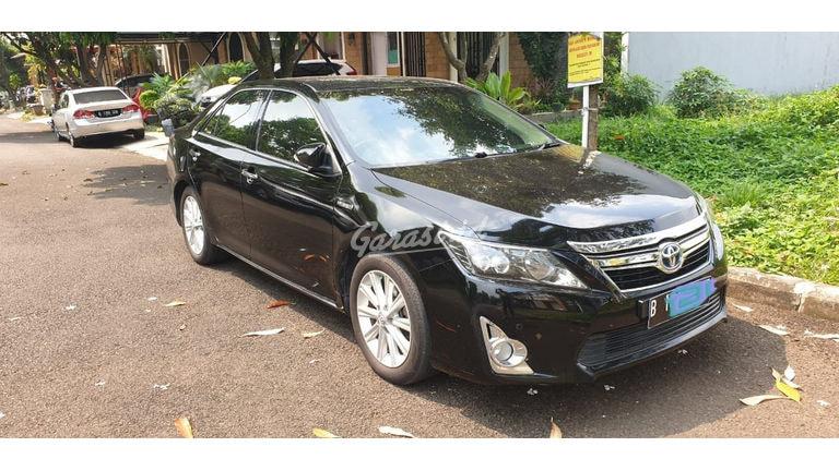 2013 Toyota Camry Hybrid Hybrid (preview-0)