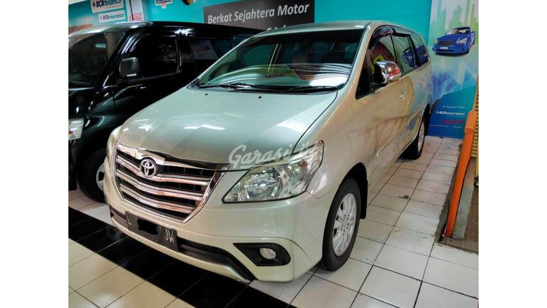2014 Toyota Kijang Innova G (preview-0)
