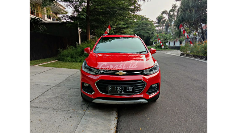2018 Chevrolet Trax turbo (preview-0)