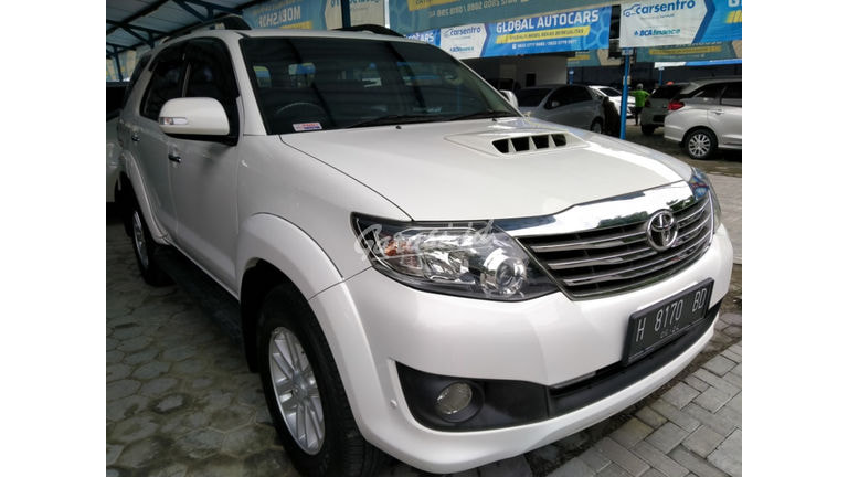 2014 Toyota Fortuner G - Good Condition (preview-0)