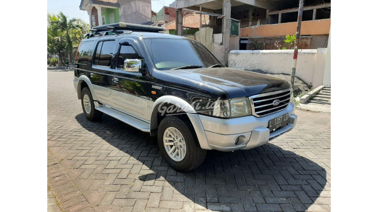 2005 Ford Everest XLT - Cakep & Siap Pakai (preview-0)