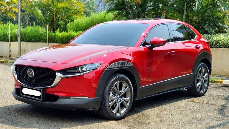 2020 Mazda CX-30 grand touring - Mobil Pilihan (preview-0)