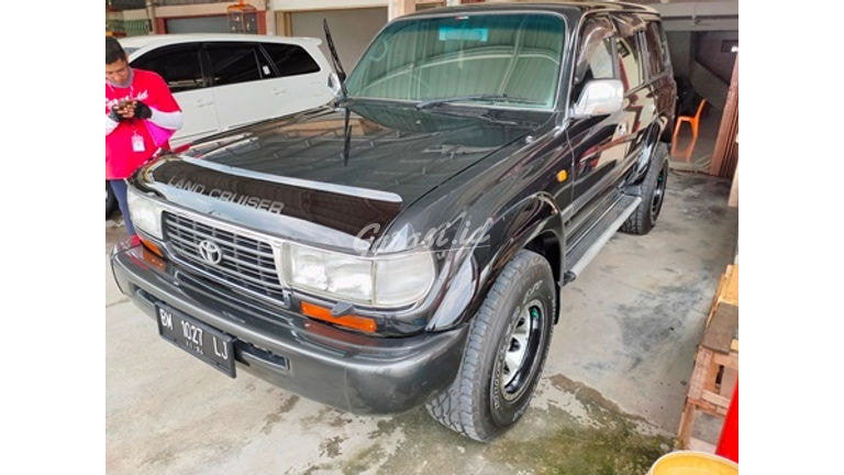 1997 Toyota Land Cruiser VX - Good Condition (preview-0)