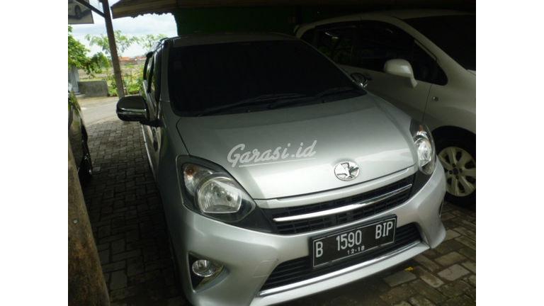 2014 Toyota Agya G - Terawat Siap Pakai (preview-0)
