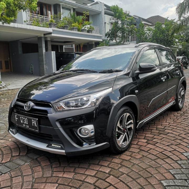 2017 Toyota Yaris - Mobil Pilihan (preview-0)