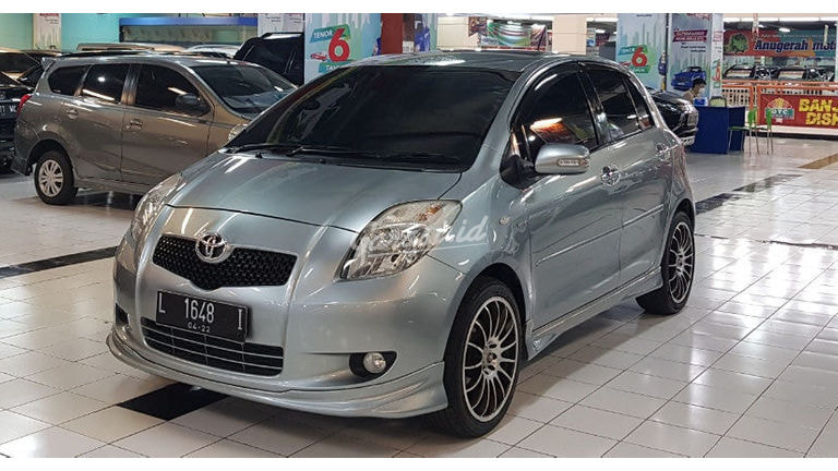 2008 Toyota Yaris S (preview-0)
