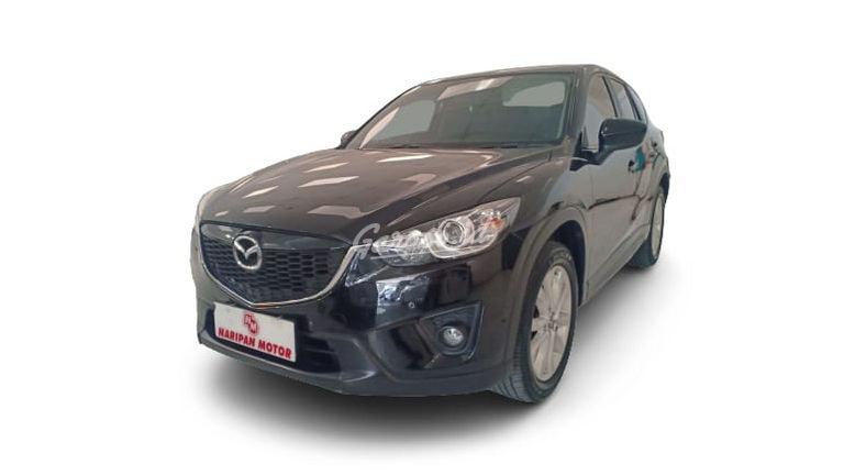 2013 Mazda CX-5 Touring (preview-0)