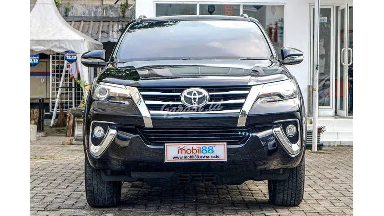 2016 Toyota Fortuner at - SIAP PAKAI! (preview-0)