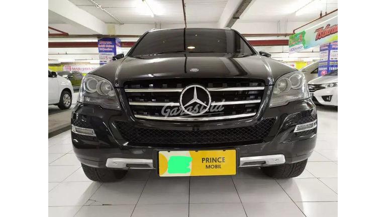 2010 Mercedes Benz ML-Class ML 350 - Barang Bagus Dan Harga Menarik (preview-0)