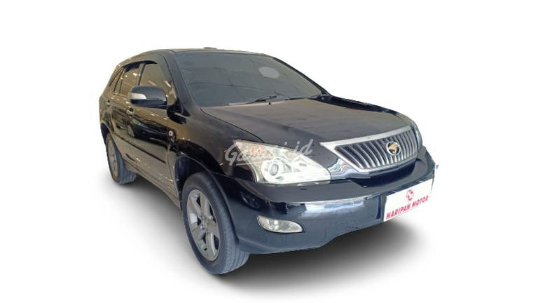 2010 Toyota Harrier G (preview-0)
