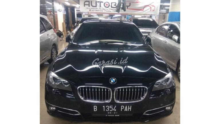 2016 BMW 5 Series 528i - Warna Favorit, Harga Terjangkau (preview-0)