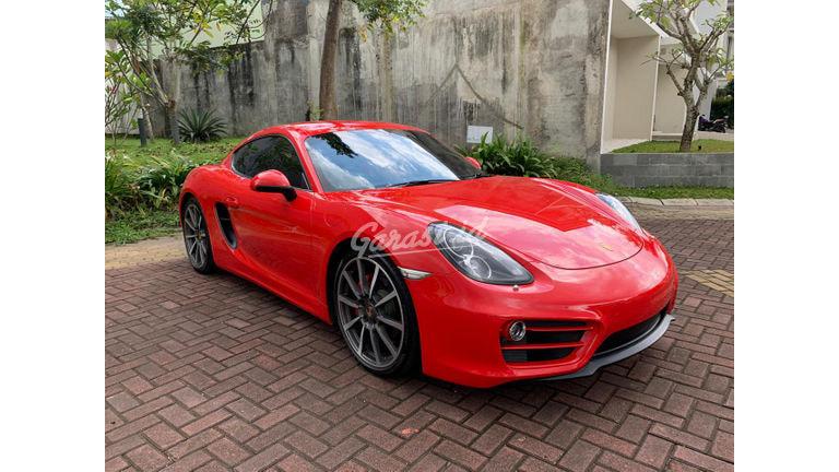 2014 Porsche Cayman - Porsche Cayman 2.7 PDK 2013/2014 (preview-0)