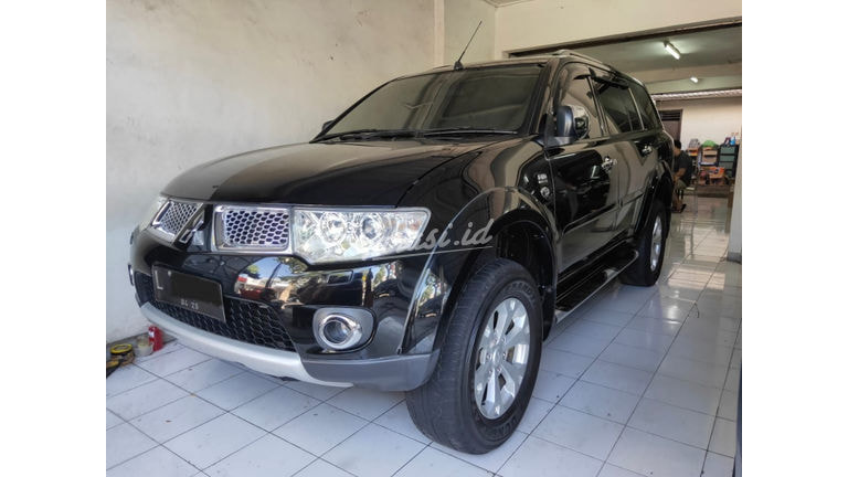 2012 Mitsubishi Pajero Dakar - Cash/ Kredit Siap Pakai (preview-0)