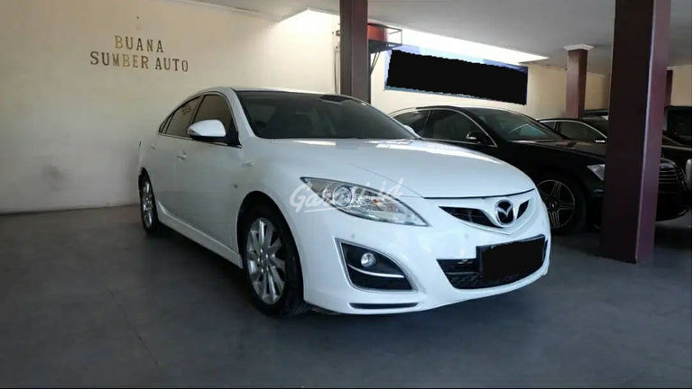 2011 Mazda 6 2.5 - Istimewa Full Perawatan Bisa Kredit Dibantu (preview-0)