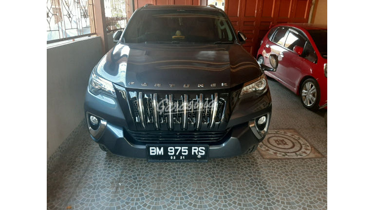 2016 Toyota Fortuner SRZ 4X2 - Bisa Nego (preview-0)