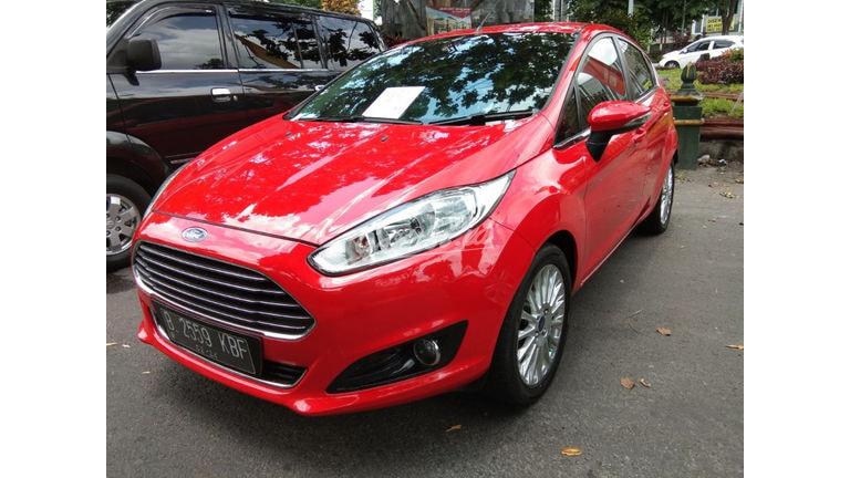 2014 Ford Fiesta S - Harga Istimewa (preview-0)