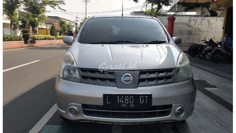 2010 Nissan Grand Livina XV - Pemakaian Pribadi Terawat Siap Pakai (preview-0)