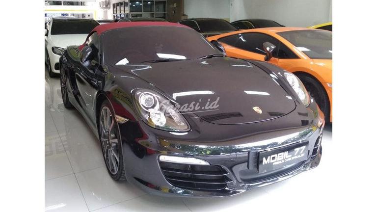 2013 Porsche Boxster L - Mulus Siap Pakai (preview-0)