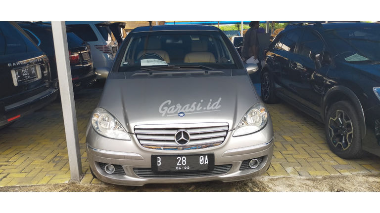 2007 Mercedes Benz A-Class at - Good Condition Like New (preview-0)