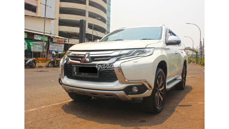 2016 Mitsubishi Pajero Sport dakar diesel at - Kondisi Mulus Tinggal Pakai (preview-0)