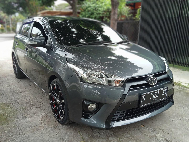 2015 Toyota Yaris E - Terawat Siap Pakai (preview-0)