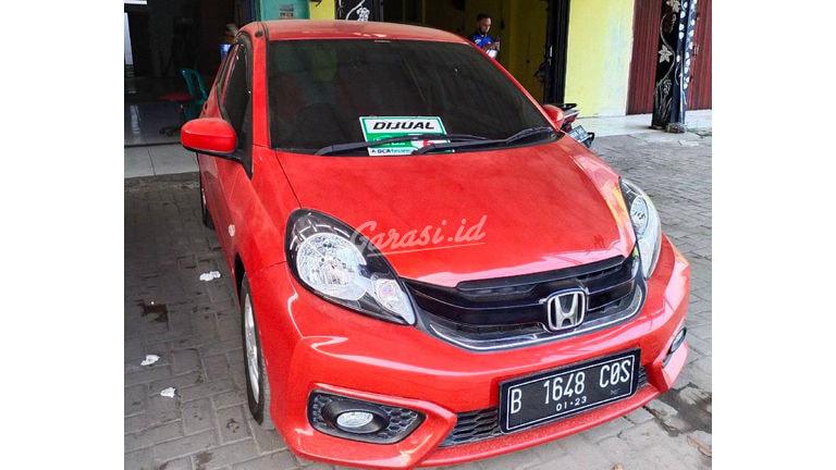 2017 Honda Brio E - Mobil Pilihan (preview-0)