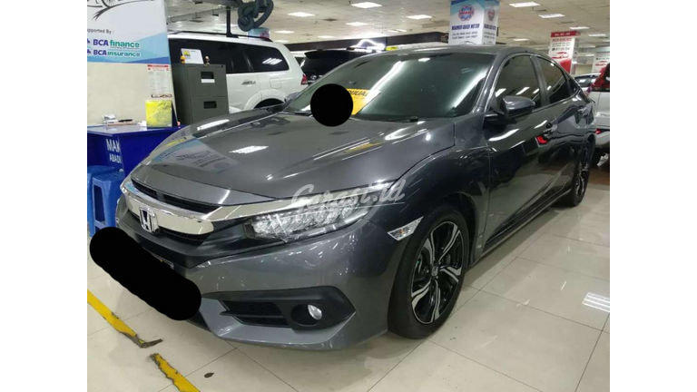 2017 Honda Civic at - SIAP PAKAI! (preview-0)