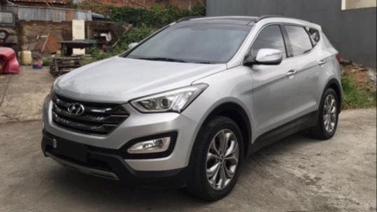 2013 Hyundai Santa Fe CRDi (preview-0)
