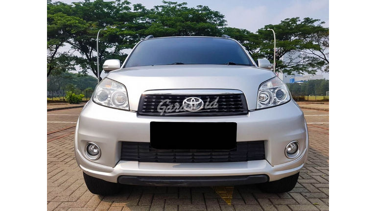 2013 Toyota Rush G - Mobil Pilihan (preview-0)